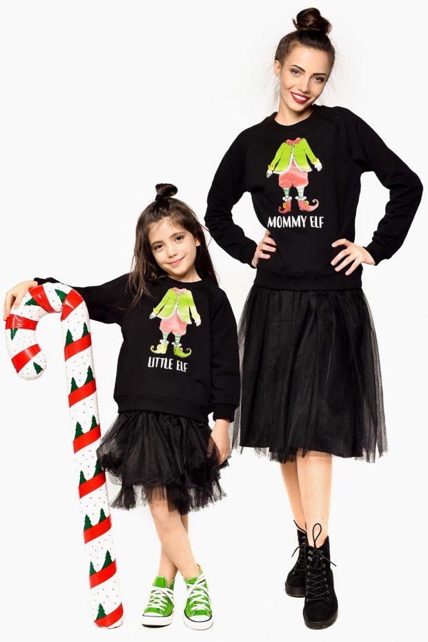 Women's Christmas Jumper ELF