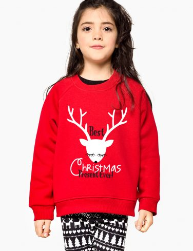 Kids Sweatshirt DEER