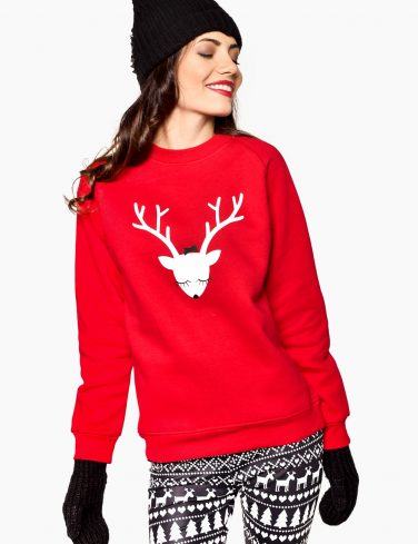 Women's Sweatshirt DEER