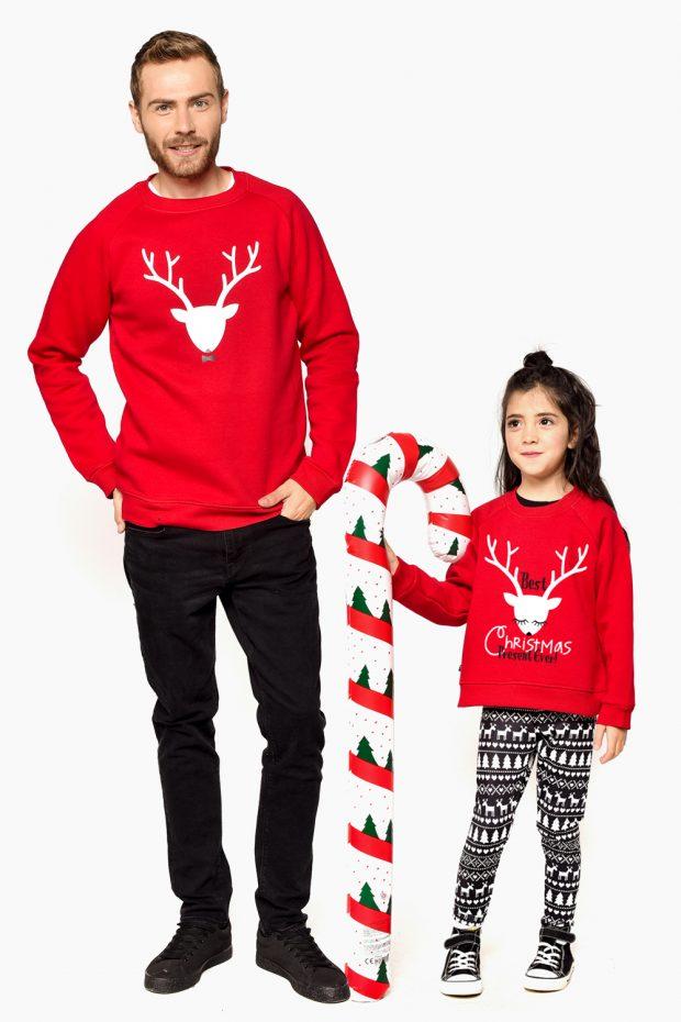 Kids Sweatshirt DEER