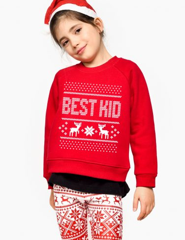 Kids Sweatshirt X-MAS KID