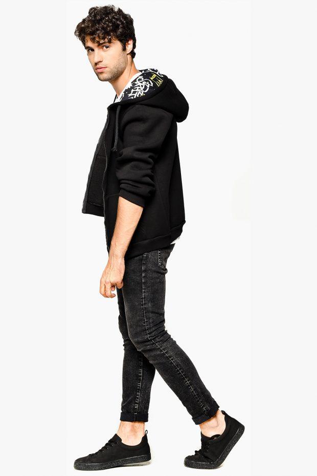 Men's Hooded Sweatshirt BROOKLYN