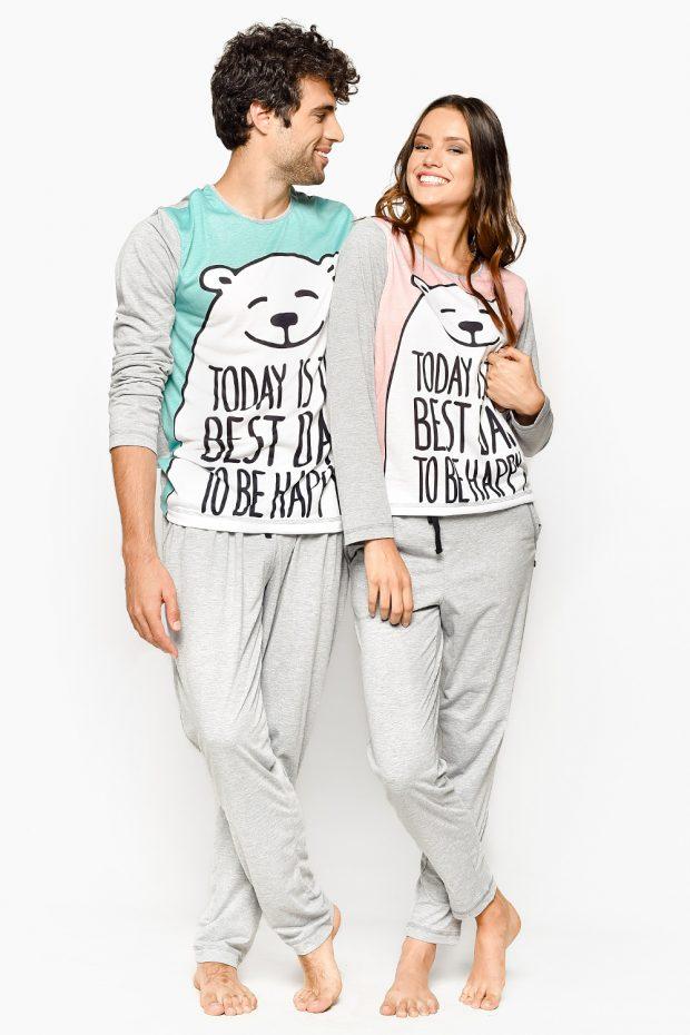 Men's Pajama BEST DAY