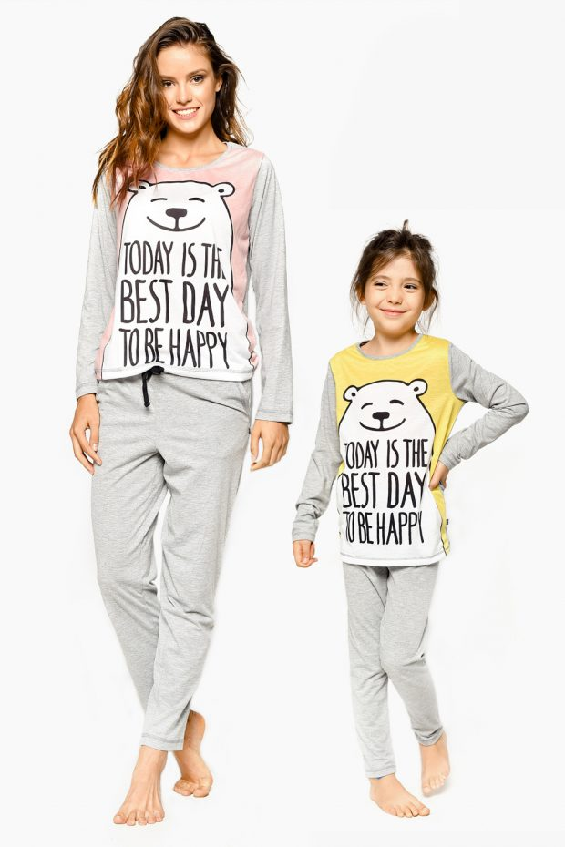 Kids Pajama BEST DAY