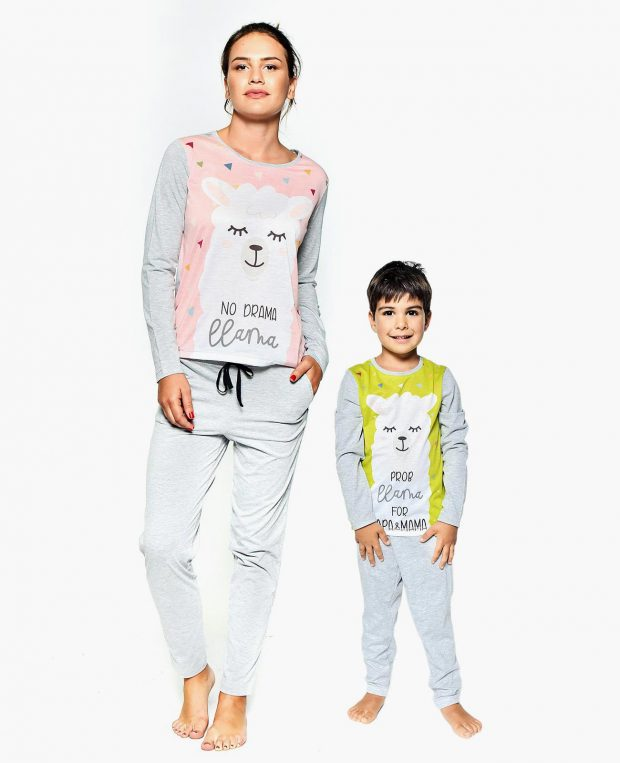 Women's Pajama DRAMA LLAMA
