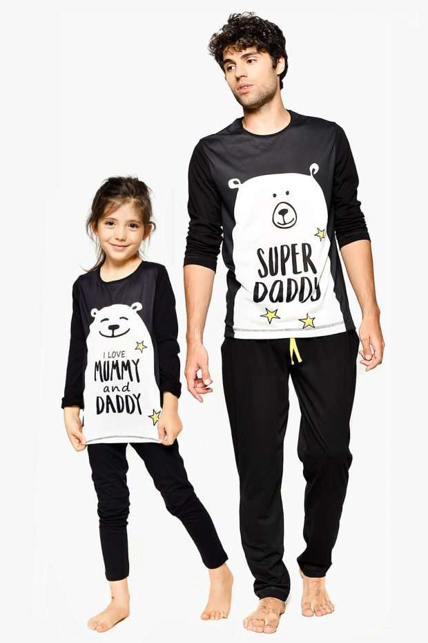Kids Pajama Set SUPER KID