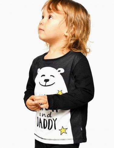 Kids Pajama Set SUPER KID