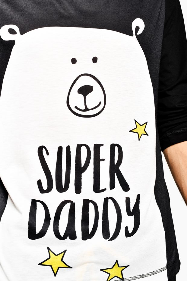 Men's Pajama Set SUPER DAD
