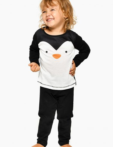 Kids Pajama Set PENGUIN