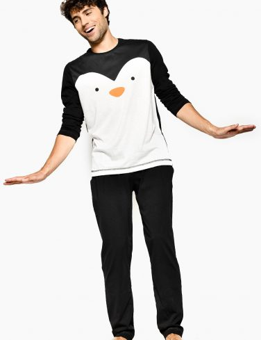 Men's Pajama Set PENGUIN