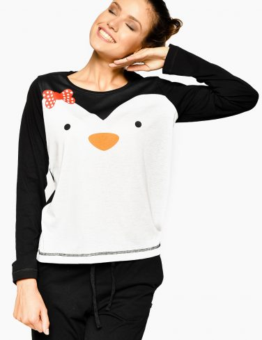 Women's Pajama Set PENGUIN