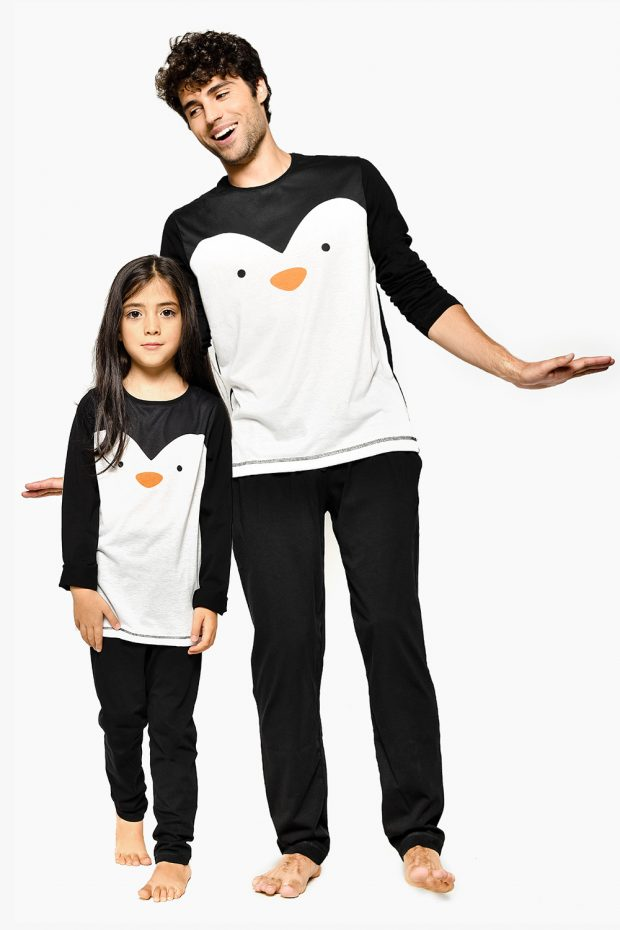 Kids Pajama Set PENGUIN