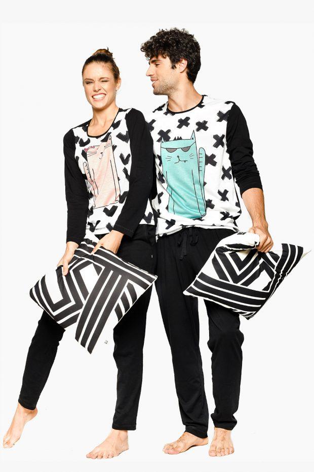Men's Pajama KITTEN