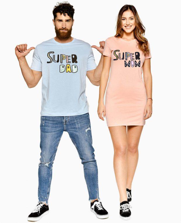 Men's T-Shirt SUPER DAD