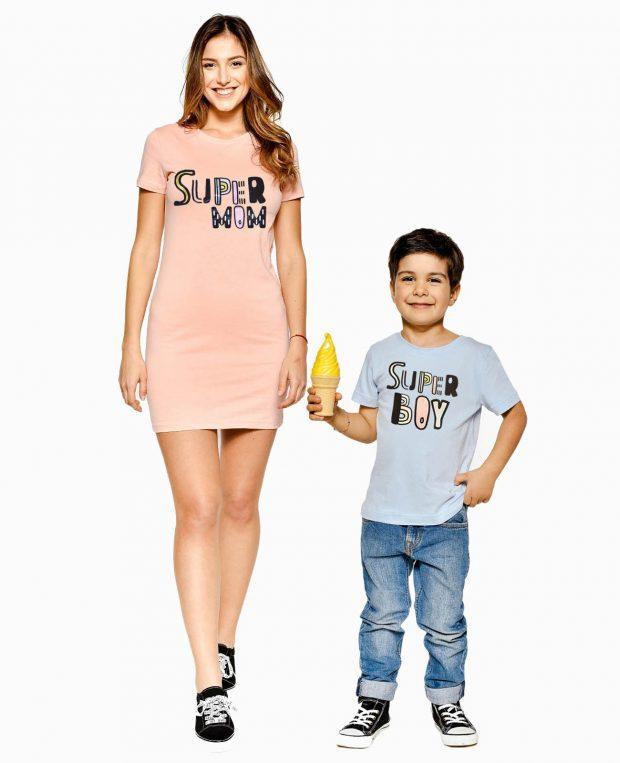 Kids T-Shirt SUPER BOY