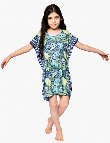Girl's Beach Dress TROPICANA