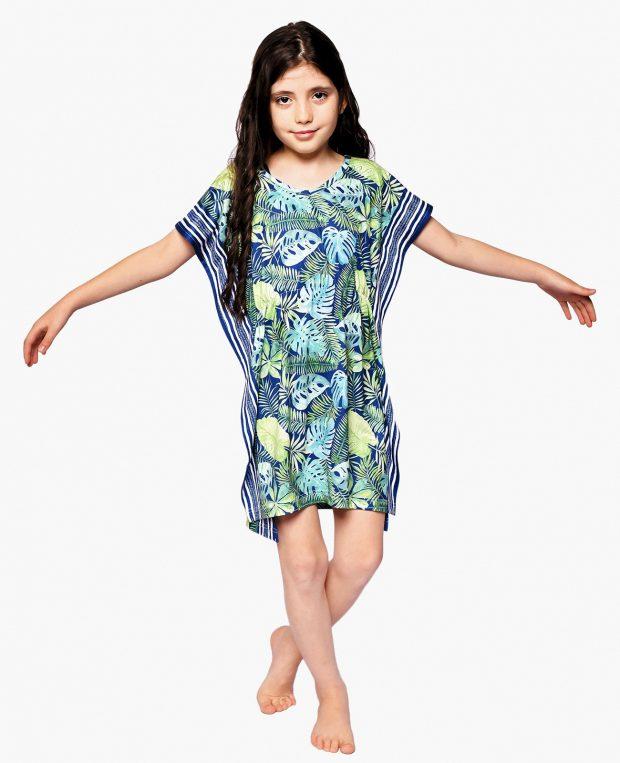 Girl's Beach Dress TROPICANA