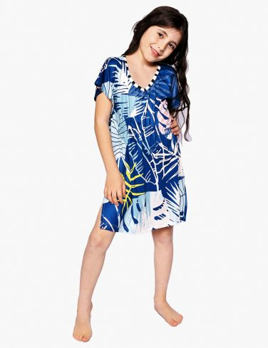 Girl's Beach Dress PACIFIC