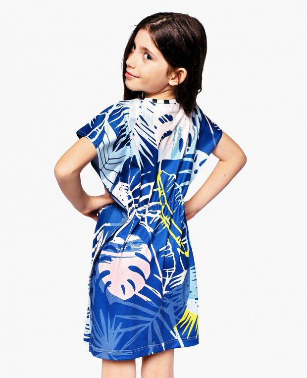 Girl's Beach Dress PACIFIC