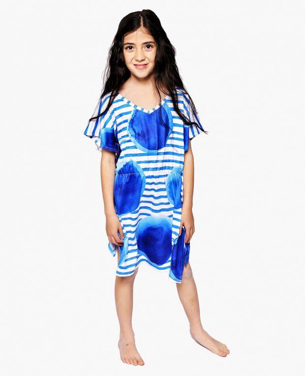 Girl's Beach Dress PRINCESS OF THE OCEAN
