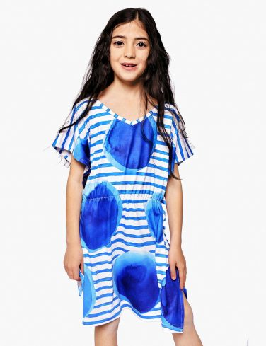 Girl's Beach Dress PRINCESS OF THE OCEAN