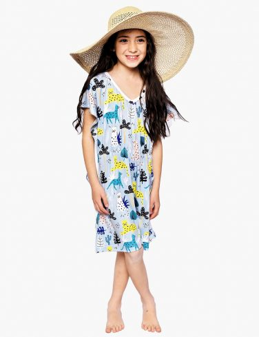 Girl's Beach Dress HAKUNA MATATA