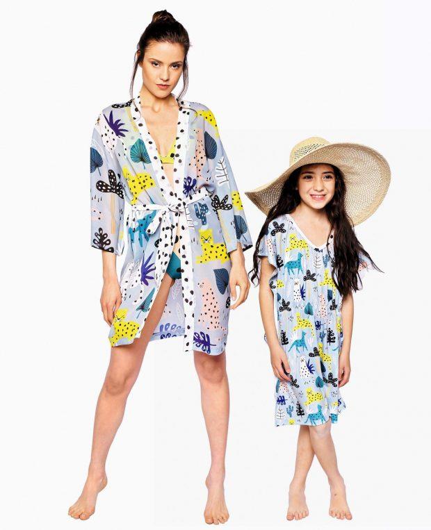 Girl's Beach Dress HAKUNA MATATA