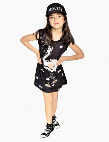 Girls Sleeveless Dress DODO