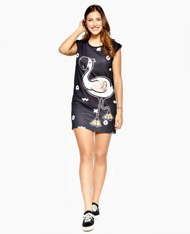 Women's Sleeveless Dress DODO