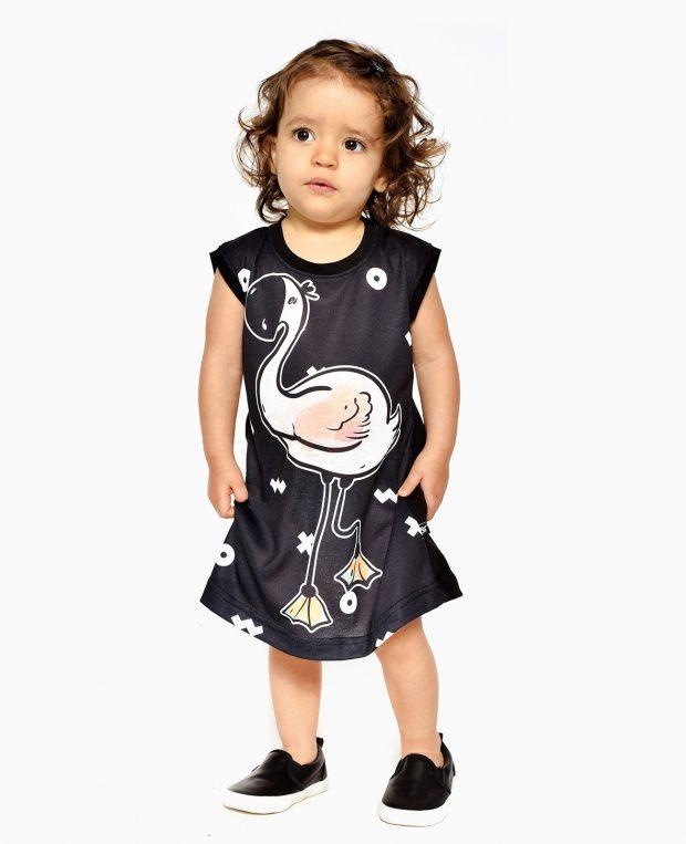 Girls Sleeveless Dress DODO
