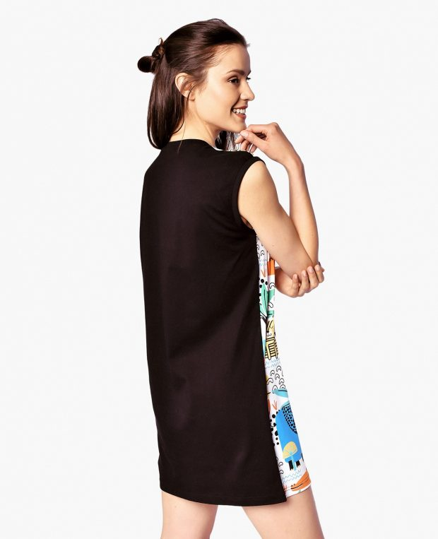 Woman Printed Dress AFRICA