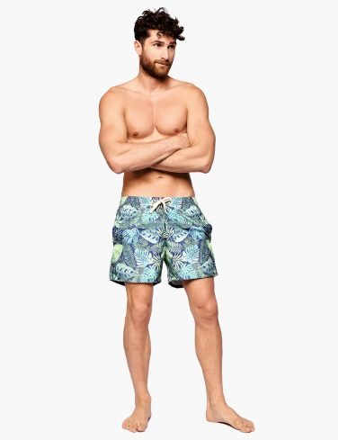 Men's Swimming Shorts TROPICANA