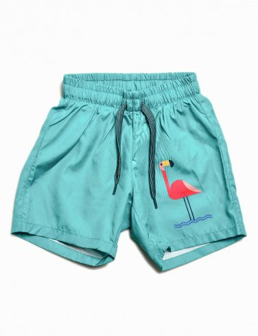 Boys Swimming Shorts FLAMINGO