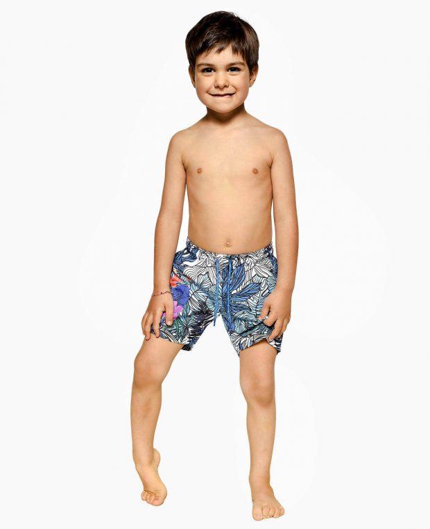 Boys Swim Trunks SAN TROPEZ