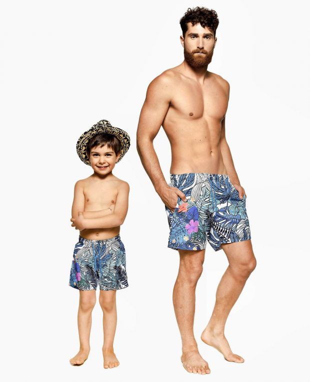 Men's Swim Trunks SAN TROPEZ
