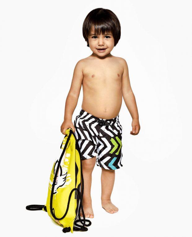 Boys Swim Shorts SHAPE OF YOU