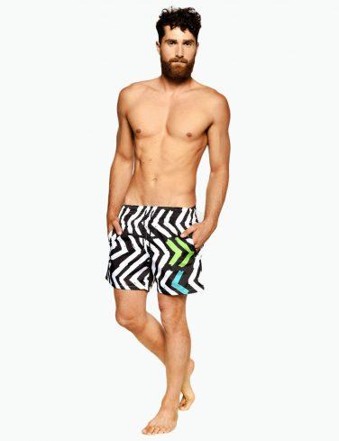 Men's Swim Shorts SHAPE OF YOU
