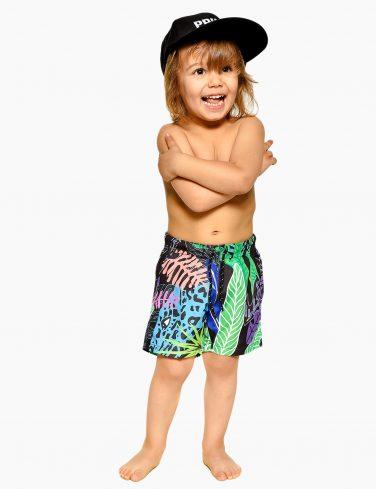 Boys Swim Shorts JUNGLE VIBE