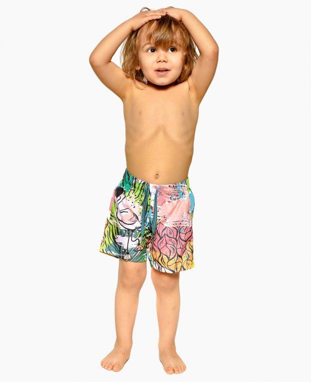 Boys Swim Trunks HAWAII