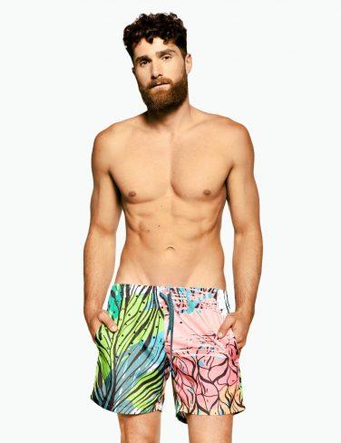 Men's Swim Trunks HAWAII