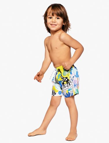 Boys Swim Shorts SAFARI
