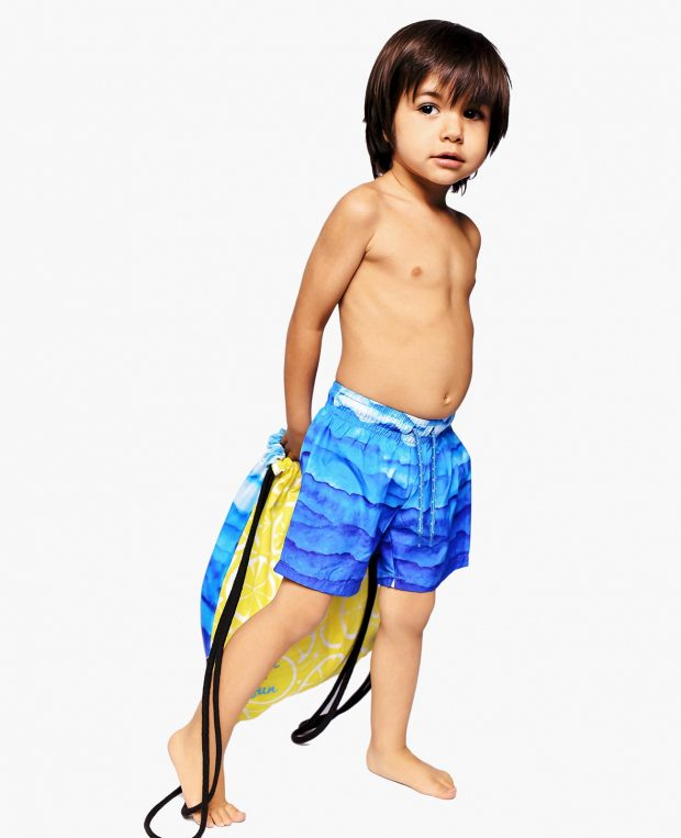 Boys Swim Trunks PRINCE OF THE OCEAN