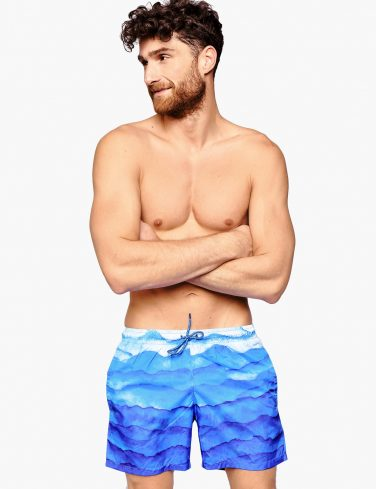 Men's Swim Shorts KING OF THE OCEAN