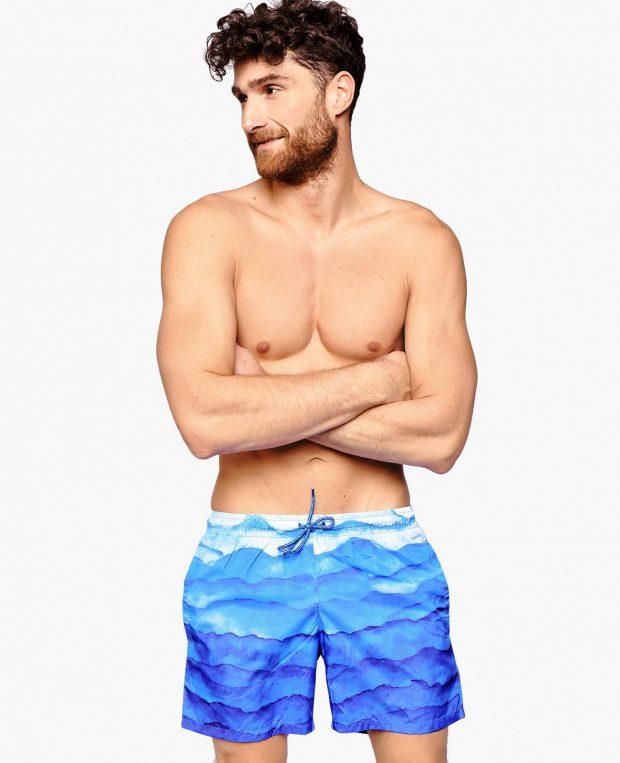 Men's Swim Shorts KING OF THE OCEAN