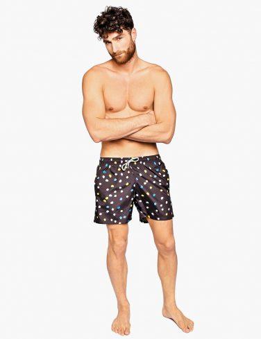 Men's Pattern Swim Shorts BAM BAM
