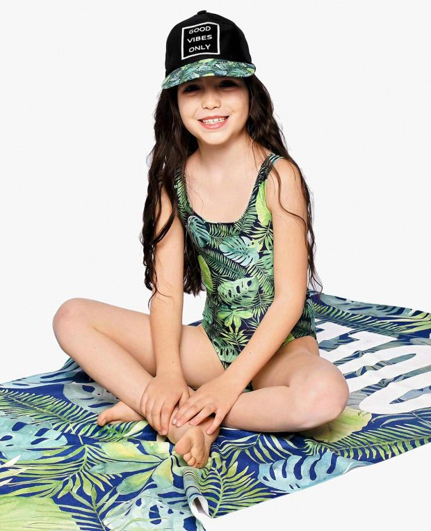 Girls Swimsuit TROPICANA