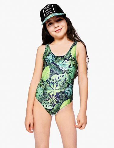 Girls Swimsuit TROPICANA