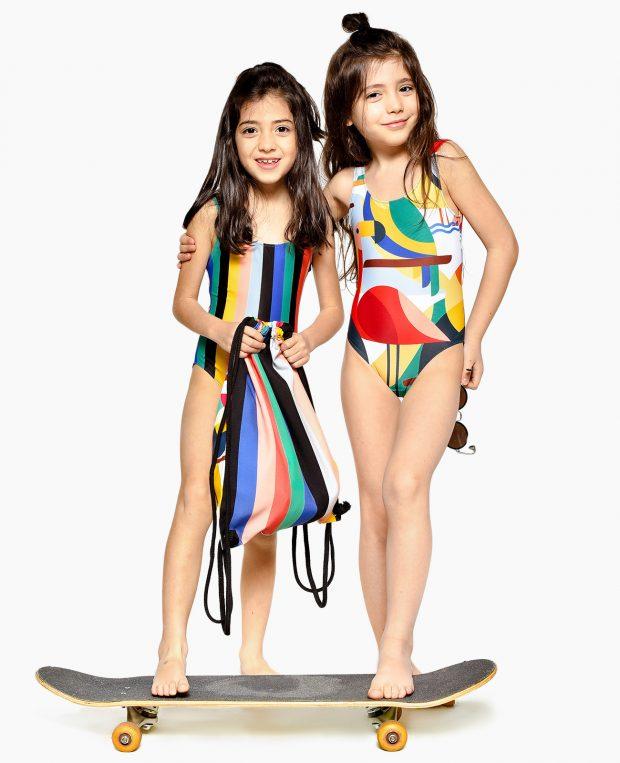 Girls Swimsuit BAHAMAS