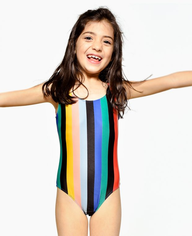 Girls One-Piece Swimsuit IBIZA