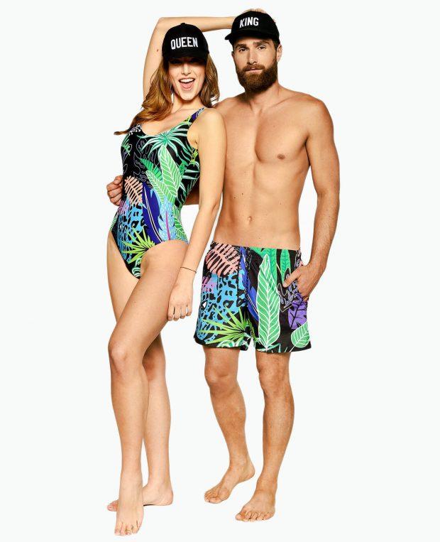 Women's Swimsuit JUNGLE VIBE